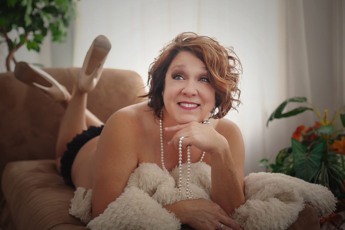 Appleton Boudoir Photography
